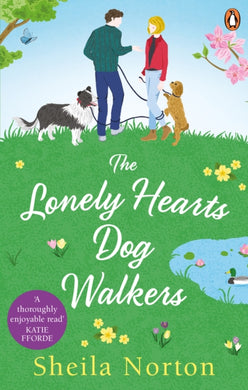 The Lonely Hearts Dog Walkers-9781529103137