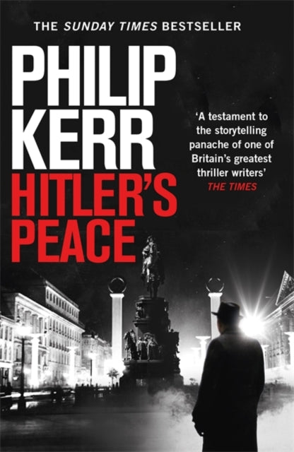 Hitler's Peace : gripping alternative history thriller from a global bestseller-9781529404135