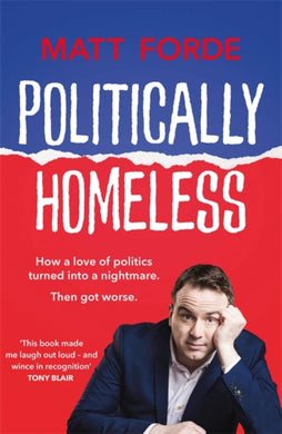 Politically Homeless-9781529412772
