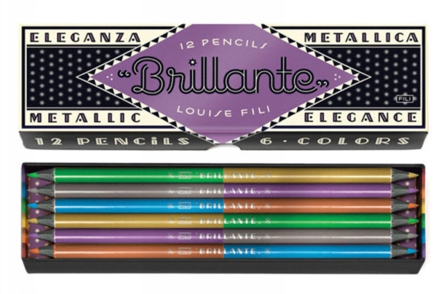 Brillante Pencils-9781616895136
