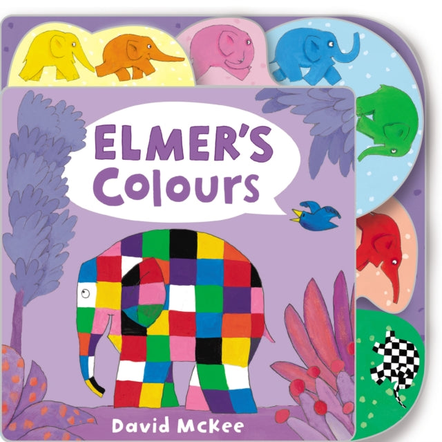 Elmer's Colours-9781783446094