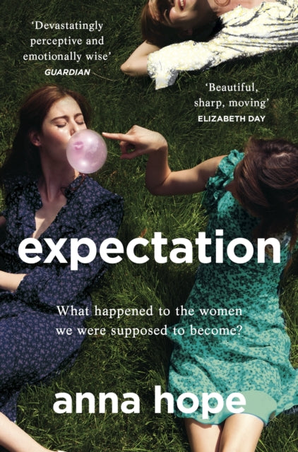 Expectation : The most razor-sharp and heartbreaking novel of the year-9781784162801