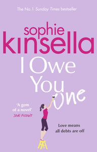 I Owe You One : The Number One Sunday Times Bestseller-9781784163570