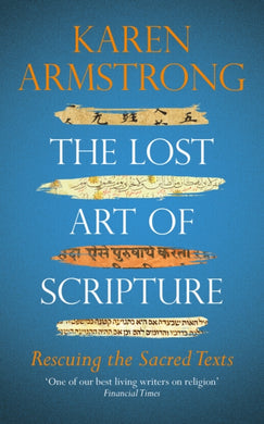 The Lost Art of Scripture-9781784705329