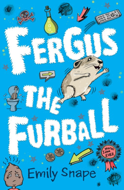 Fergus the Furball-9781785918506