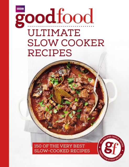Good Food: Ultimate Slow Cooker Recipes-9781785941641