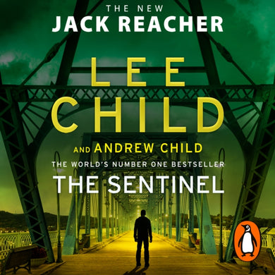 The Sentinel : (Jack Reacher 25)-9781786143990
