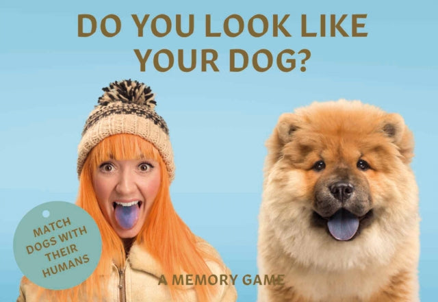 Do You Look Like Your Dog? Match Dogs with Their Humans: A Memory-9781786273390