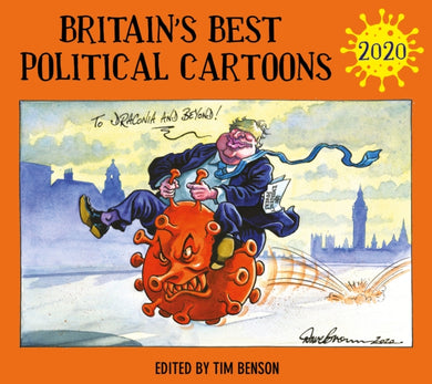 Britain's Best Political Cartoons 2020-9781786332509