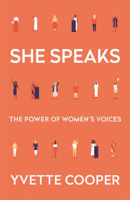 She Speaks : The Power of Women's Voices-9781786499929