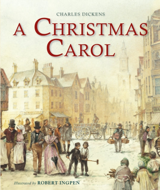 A Christmas Carol (Picture Hardback) : Abridged Edition for Younger Readers-9781786750501