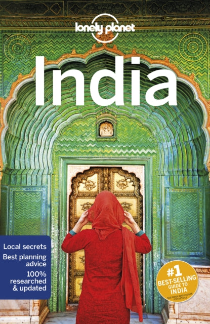 Lonely Planet India-9781787013698
