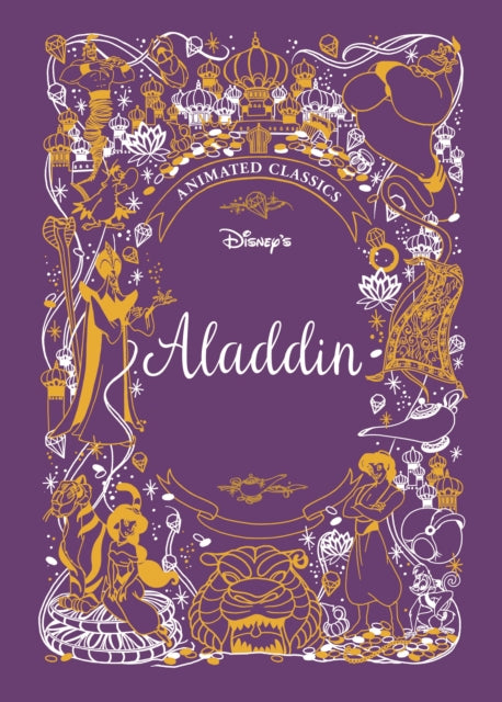 Aladdin (Disney Animated Classics)-9781787414655