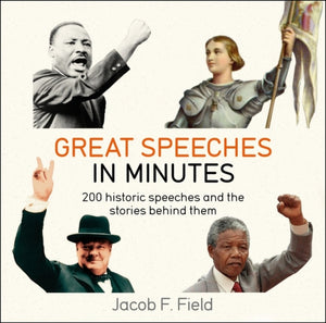 Great Speeches in Minutes-9781787477230