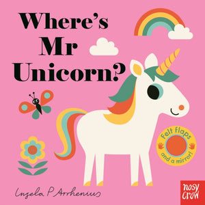 Where's Mr Unicorn?-9781788003698