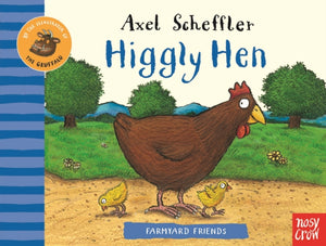 Farmyard Friends: Higgly Hen-9781788006927
