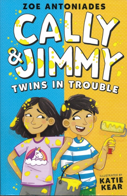 Cally and Jimmy : Twins in Trouble-9781839130083