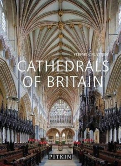 Cathedrals of Britain-9781841658759