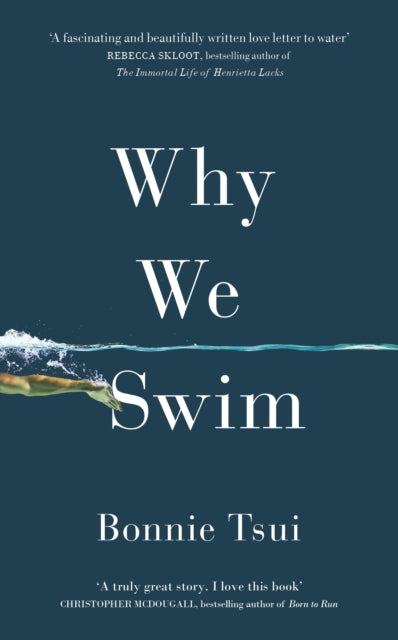 Why We Swim-9781846046582