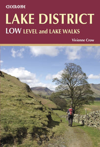 Lake District: Low Level and Lake Walks-9781852847340