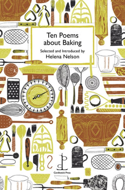Ten Poems about Baking-9781907598807