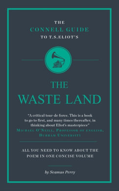 T.S. Eliot's The Wasteland-9781907776274