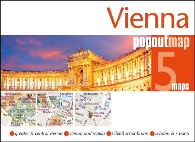 Vienna PopOut Map-9781910218808