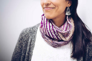 Winter Trails Cowl