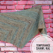 Load image into Gallery viewer, Temperance Shawl KAL Kit