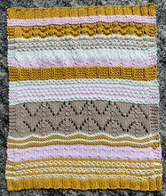 Load image into Gallery viewer, Sharon's Glamping Blanket KAL Kit