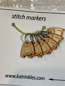 Set of Sweater Stitch Markers