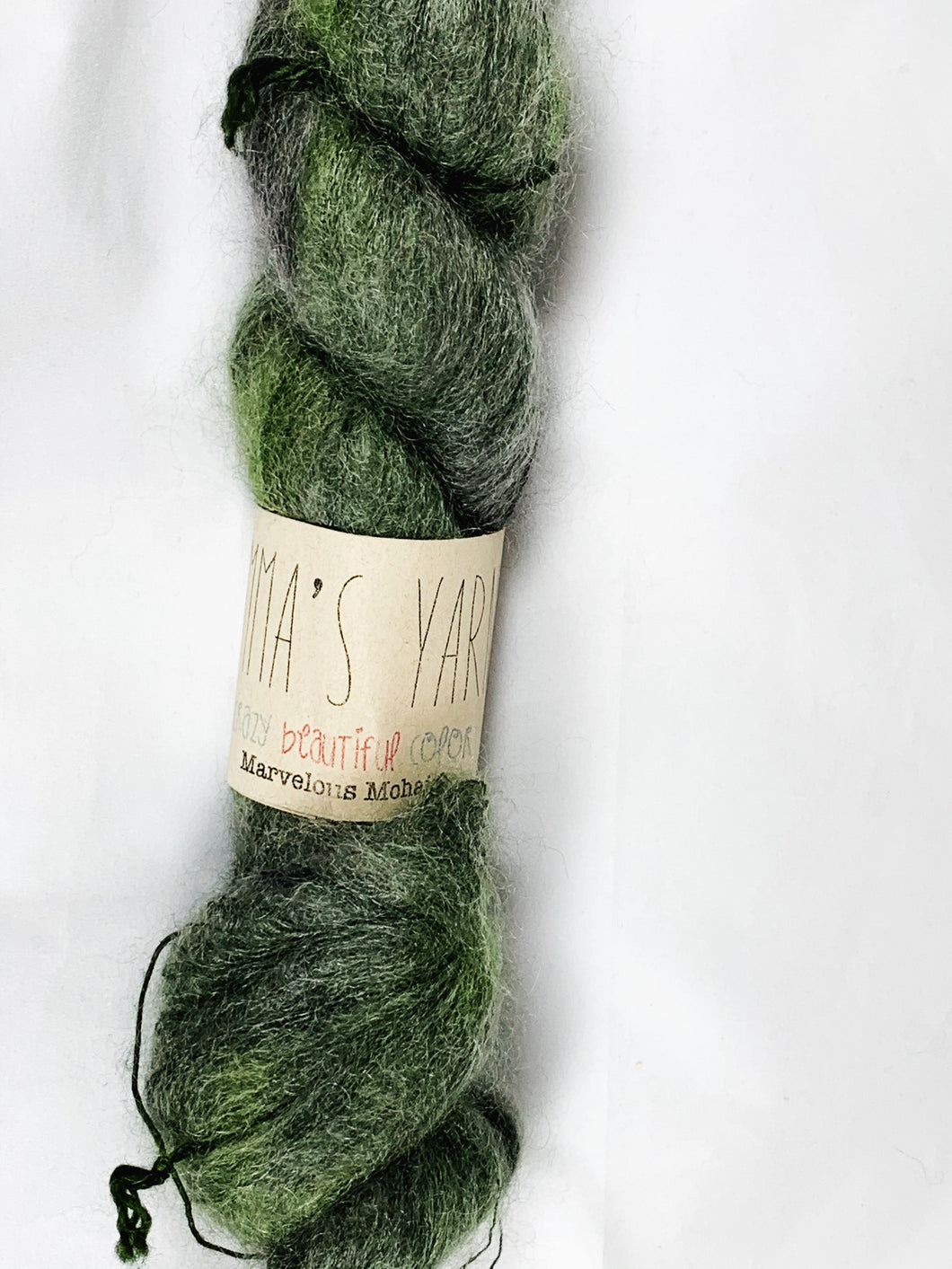 Marvelous Mohair