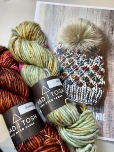 LotusFlowerBeanie Kit