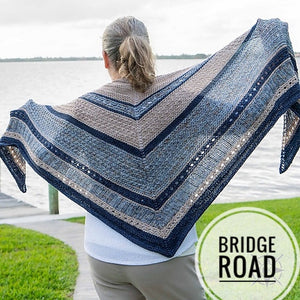Bridge Road Shawl Kit