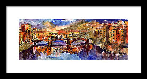watercolor paintings of italy
