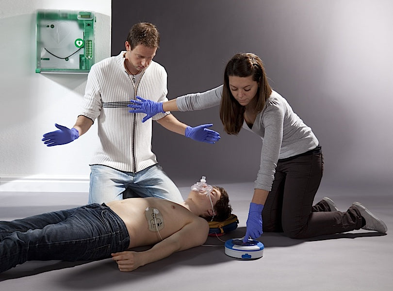 Are You Legally Liable If You Use A Defibrillator On Someone And They Do Not Survive?
