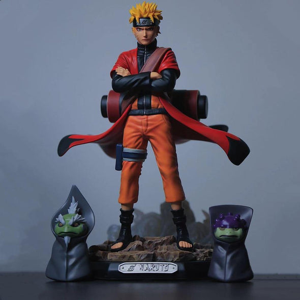 Naruto Uzumaki Action Figure