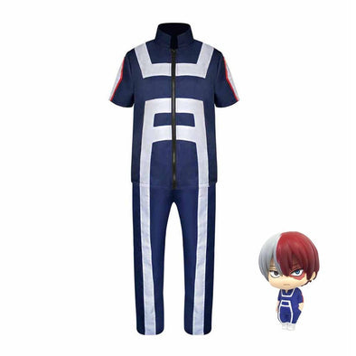 My Hero Academia Todoroki Shoto Costume