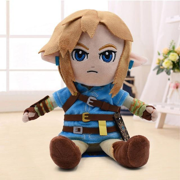 The Legend of Zelda: Breath of The Wild Soft Plush Stuffed Doll