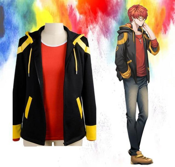 Saeyoung Choi Cosplay Zipper Jacket