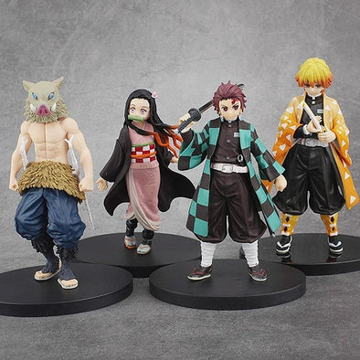 16cm Demon Slayer: Kimetsu no Yaiba Figurines