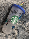 Starbucks Frosted Reusable Cups - Cupping It Real