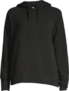 Custom Athletic Works Women's Athleisure Soft Fleece Hoodie - Cupping It Real