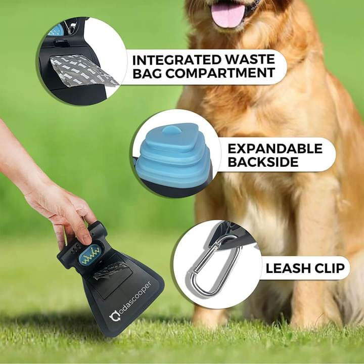 Podascooper™  A MUST-HAVE FOR EVERY DOG PARENT