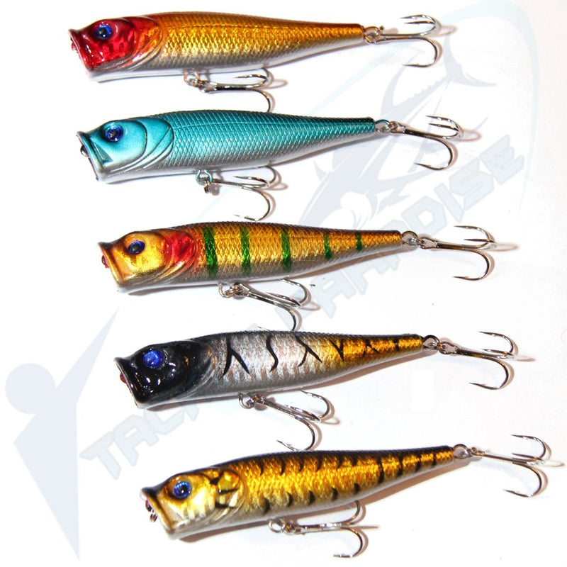95mm Popper Lures