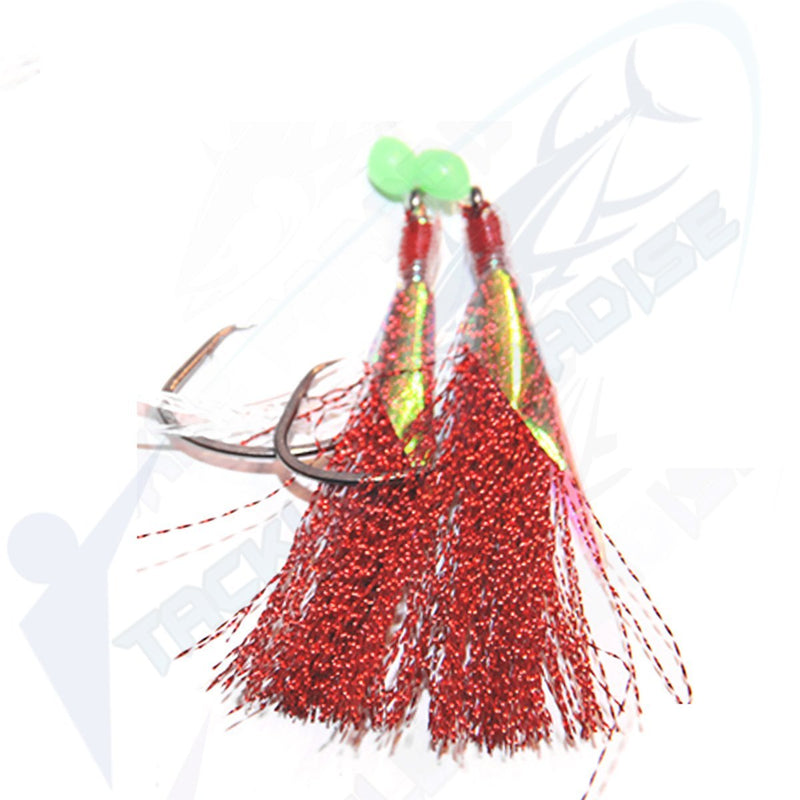 Red Snapper Flasher Rigs