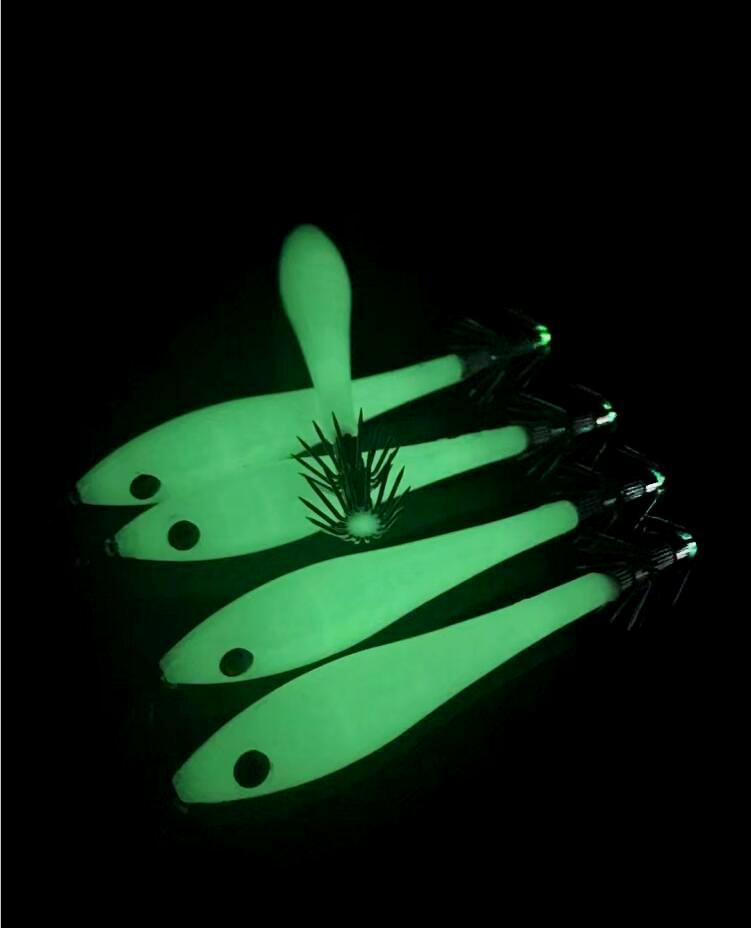 Glow Squid Jigs
