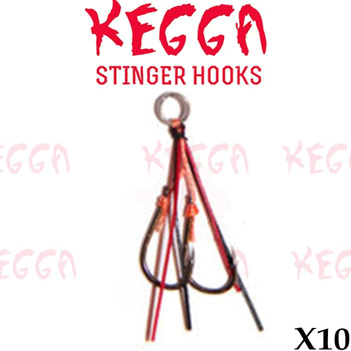 Bream Stinger Hooks
