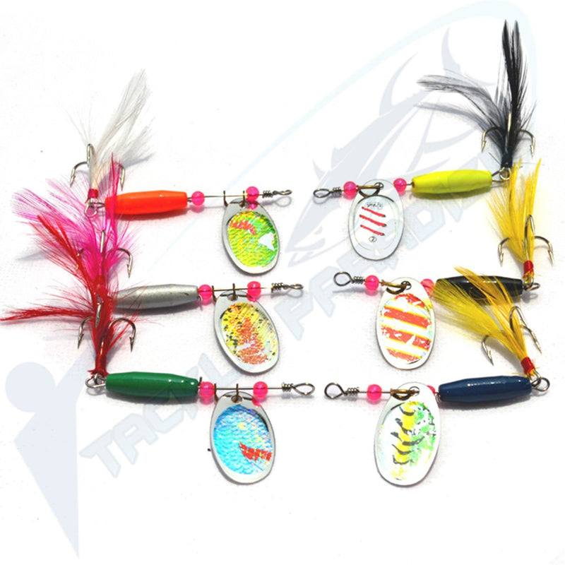 Spoon Lures for Trout