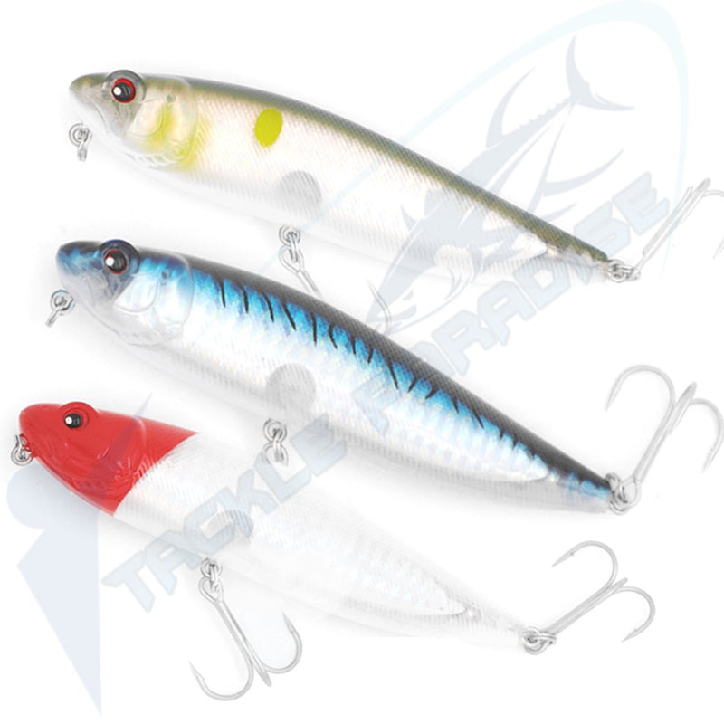 Blue Popper Lure